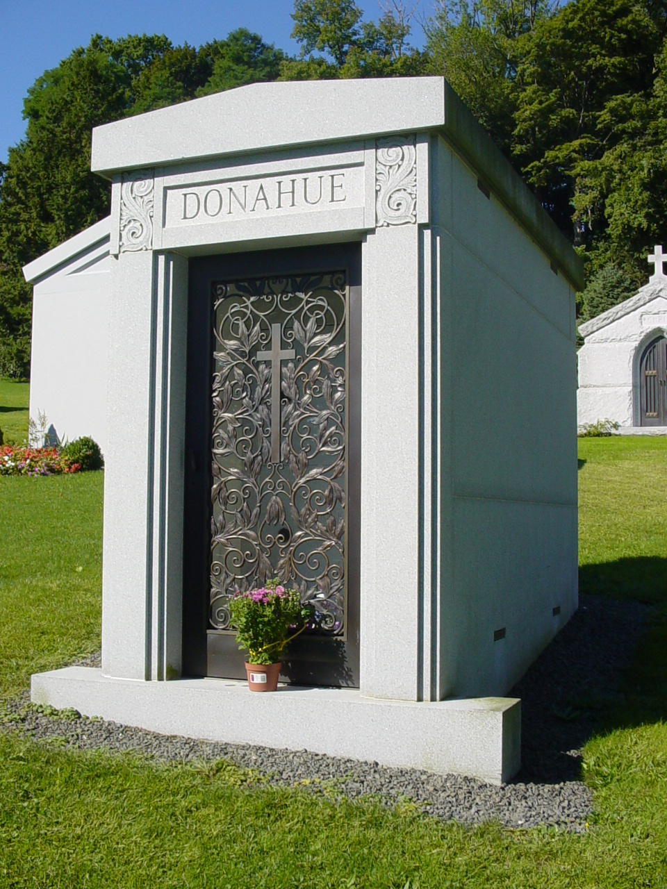 Polchinski Memorials Greenwich CT - Donahue Featured Memorials