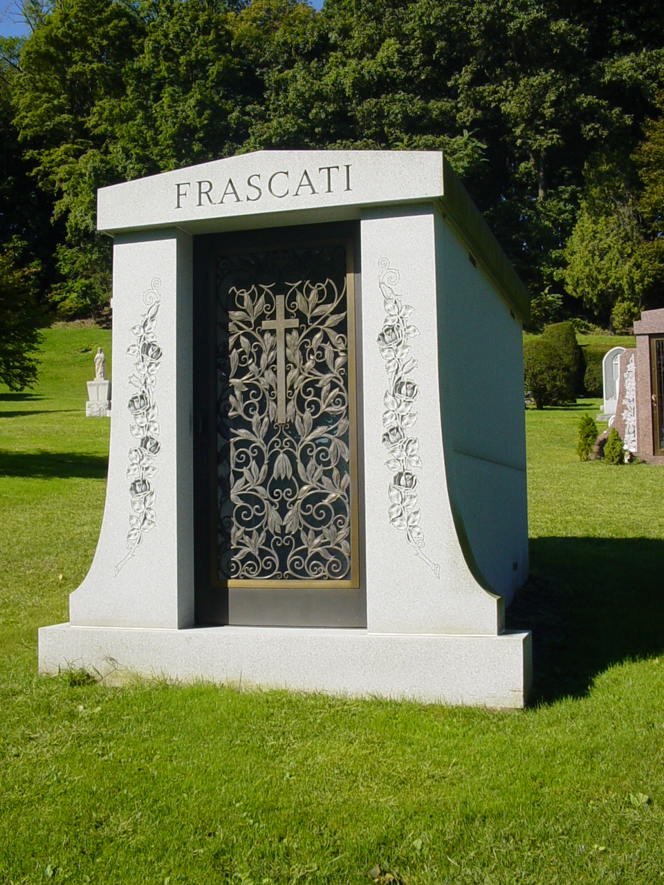 Polchinski Memorials New York - Frascati Featured Memorials